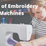 Mechanical Embroidery Machine, Computerized Embroidery Machines, Single-Head and Single Needle Machine, Multi-Head Embroidery Machine