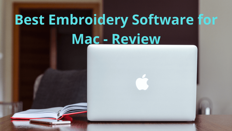 Best Embroidery Software for Mac